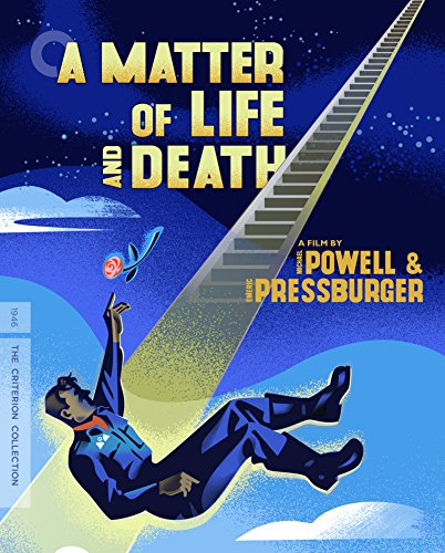 A Matter of Life and Death [The Criterion Collection] [Blu-ray] [2018]