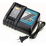 Makita Dc18ra Rapid Battery Charger For Li Ion Batteries