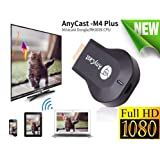 Anycast M4 Plus Chromecast HD 1080P TV Stick Wireless WiFi Display Dongle for iOS Android Windows