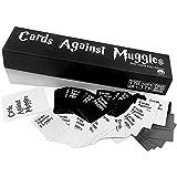 Biokshare Karten Gegen Muggel Karten Gegen Potter für maximale Wiederspielbarkeit Ein Party Spiel Bestes Spiel Aller Zeiten Die Harry Potter Version Black Box