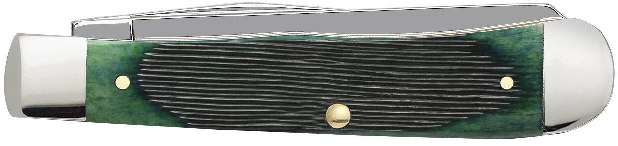 Case Kentucky Bluegrass Trapper Pocket Knife(Discontinued by Manufacturer)
