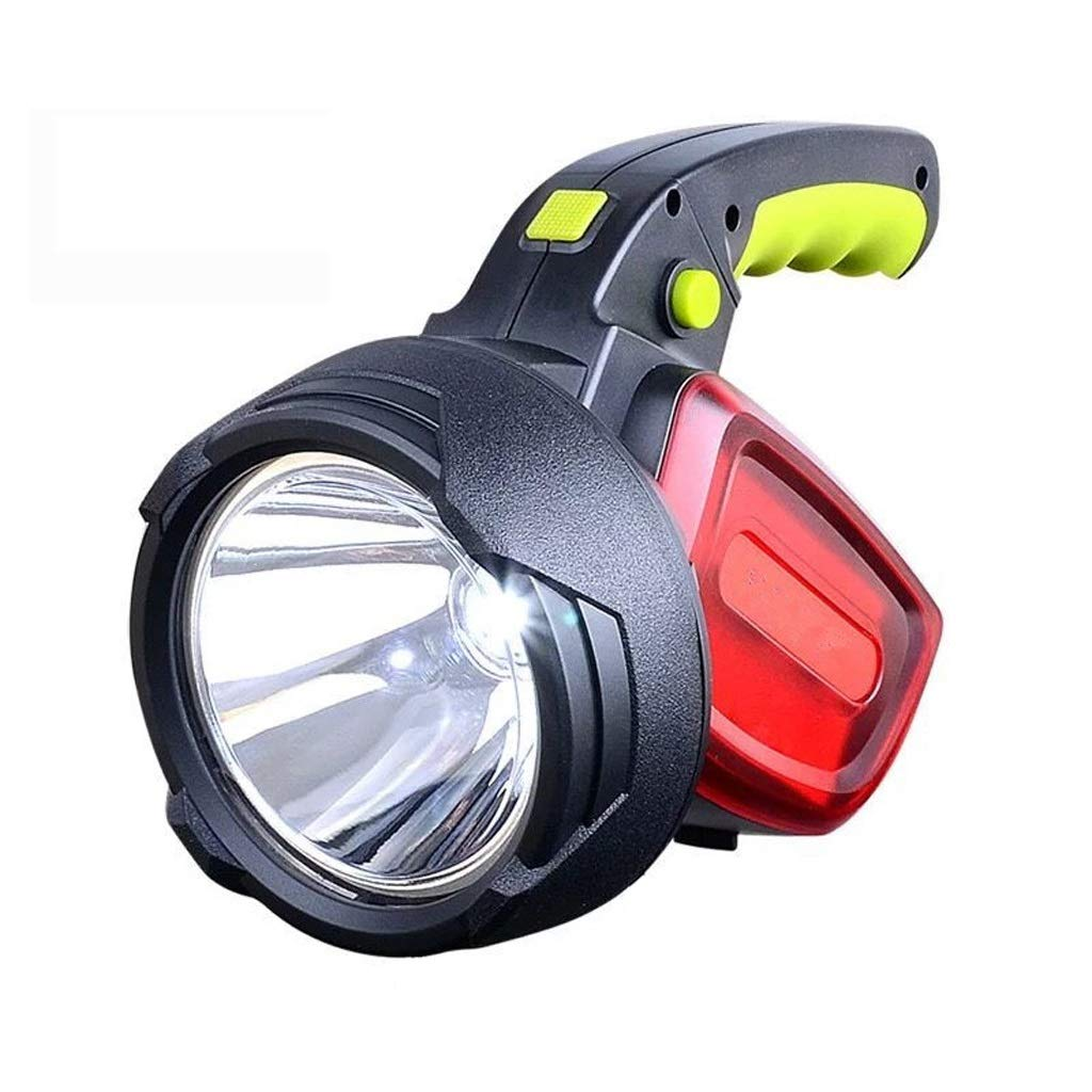 CLOUD Taschenlampe Tragbare High Power Super Helle Scheinwerfer Wiederaufladbare LED Camping Lampe Superbright Wasserdichte Tragbare Outdoor Projektorlampe Für Notfall