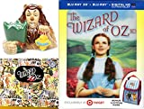 annie for target collection - 3D Musical The Wizard of Oz Movie Exclusive Blu Ray Lunchbag & Cowardly Lion Salt & Pepper Shakers Figurine Collectible Pack Wonderful Courage set Oh my!