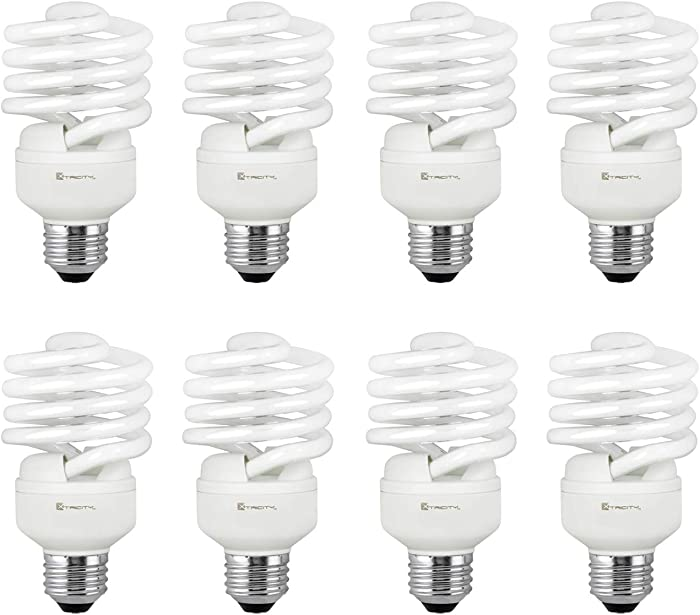 Top 10 Coiled Fluorescent Food Light Bulb