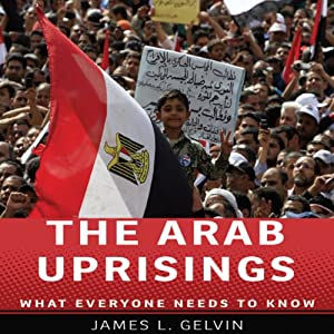 The Arab Uprisings Audiobook