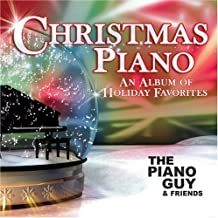 Christmas Piano An Album of Holiday Favorites