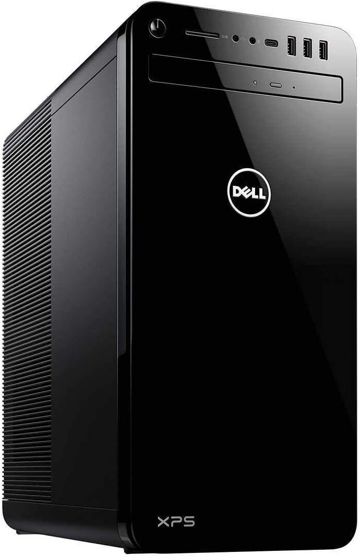 2019 Dell XPS 8930 Desktop Newest Gen Intel i7-9700 16GB RAM 1TB HDD 256GB M.2 NVMe SSD GTX 1050TI WINDOWS 10 PRO (Renewed)
