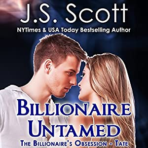 Billionaire Untamed Audiobook
