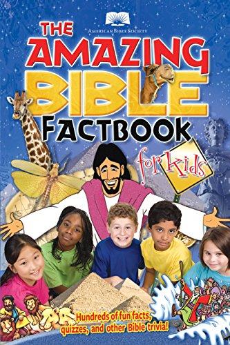The Amazing Bible Factbook for Kids -  Schmitt, Betsy, Paperback