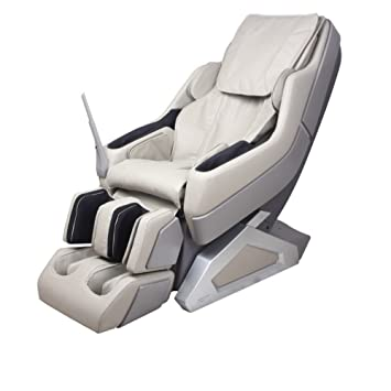 dynamic massage chair manhattan edition 2 stage zero gravity massage chair ivory with gray