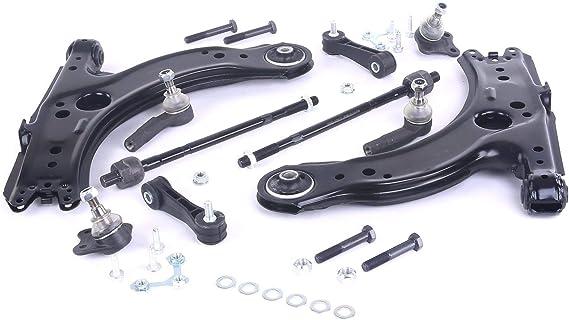 Mapco 53704 2 Querlenker Links Und Rechts 2 Stück Mit Koppelstangen Mit Spurstangen Auto