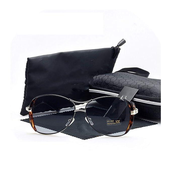 Amazon.com: Hot 2019 Oculos - Gafas de sol para mujer ...