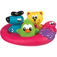 Playgro - Tus amigos flotantes, 3 juguetes