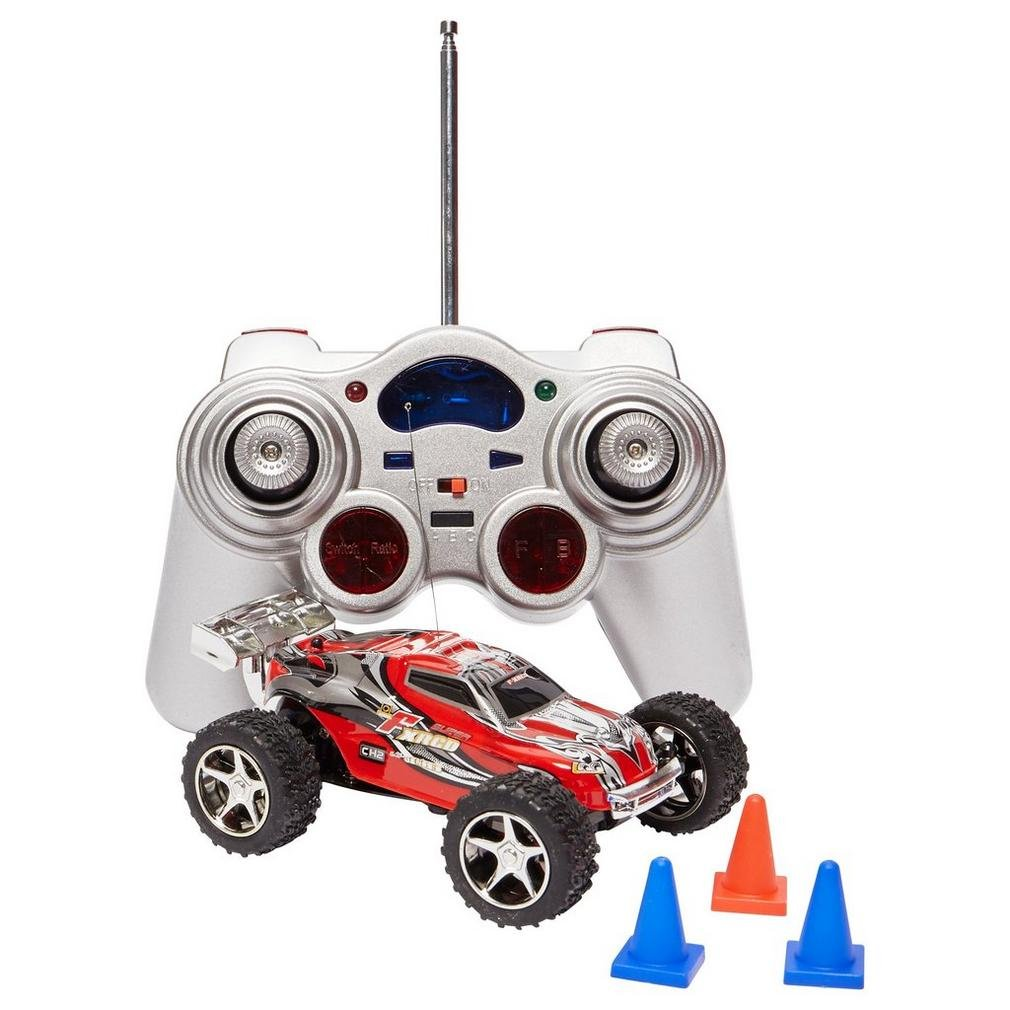 Invento Rc High Speed Racing Car, One Size B0084FT4TG