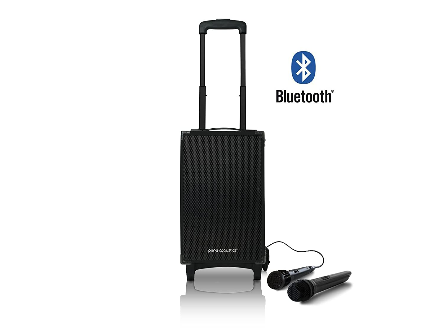 how to connect my karaoke machine using bluetooth