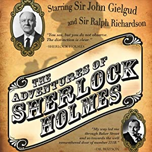 The Adventures of Sherlock Holmes Radio/TV Program