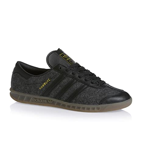 Adidas Scarpe Sneakers Per UomoAmazon Grigio it Originals Hamburg MVqSzUp