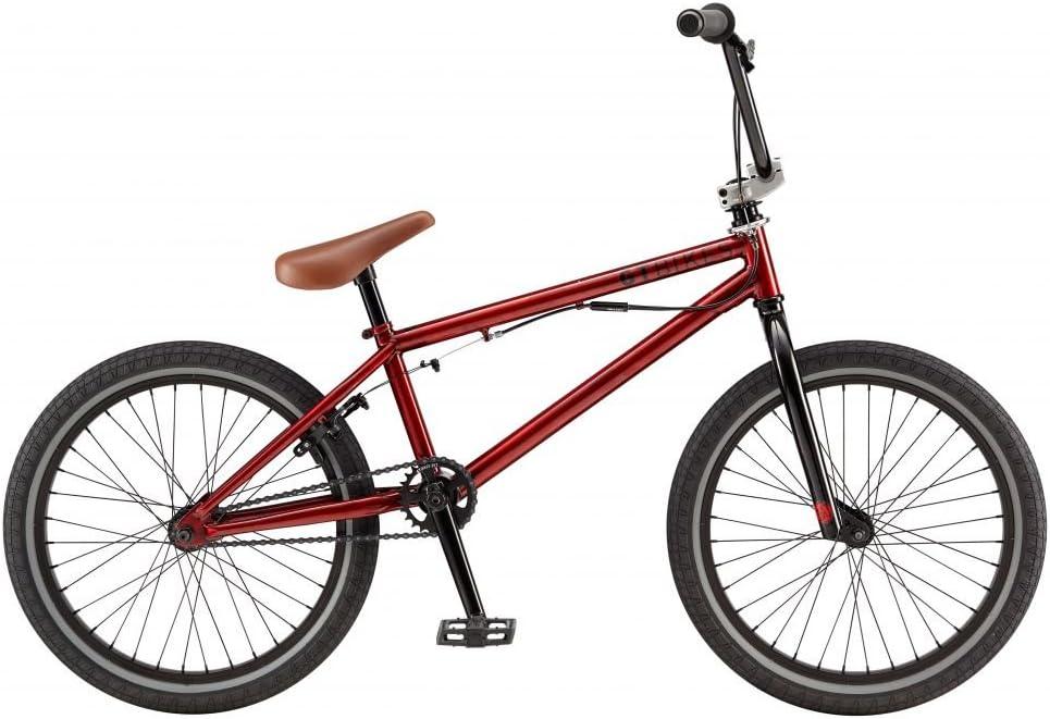 GT 744217M50SM Bicicleta, Unisex Adulto, Rojo, 20: Amazon.es ...