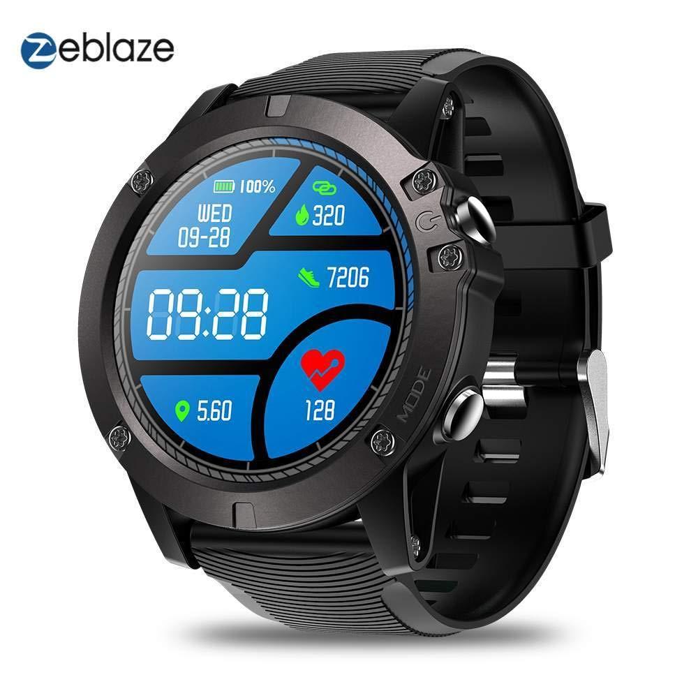 Amazon.com: Zeblaze VIBE 3 Pro Smart Watch Men Real-time ...