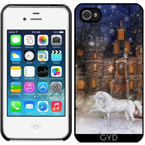 Coque pour Iphone 4/4S - Le Temps De Noël 4 by Gatterwe