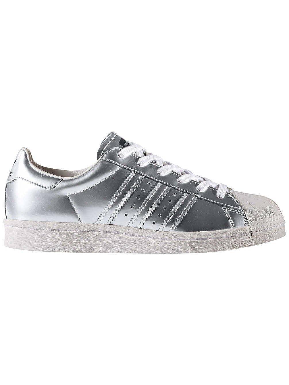 adidas Superstar Boost W Silver Metallic White 41