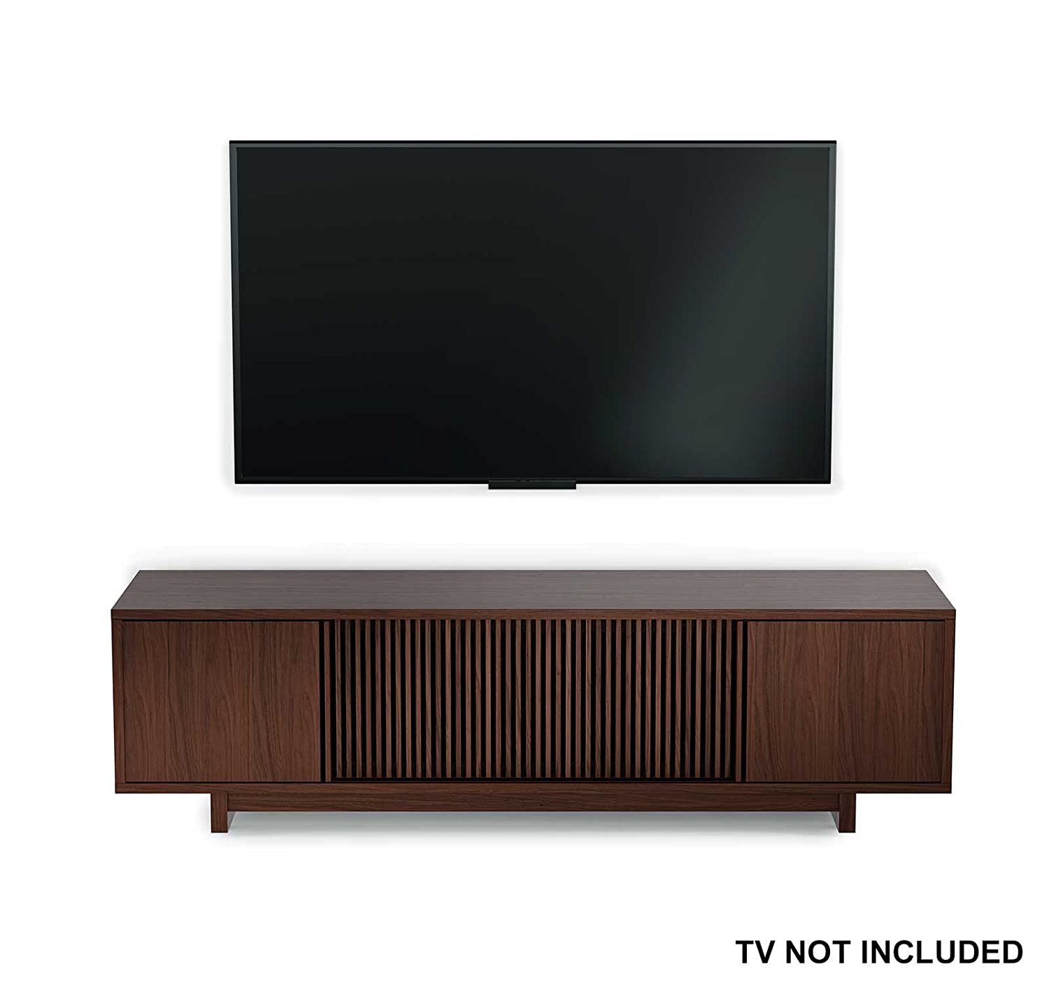 Amazon.com: BDI Vertica 8559 Low Media Cabinet (Chocolate Stained ...