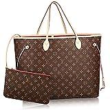 Louis Vuitton Neverfull Best Deals - Authentic Louis Vuitton Neverfull GM Monogram Canvas Cherry Handbag Article:M41179