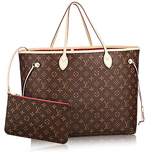 Louis Vuitton Handbags Neverfull - 8