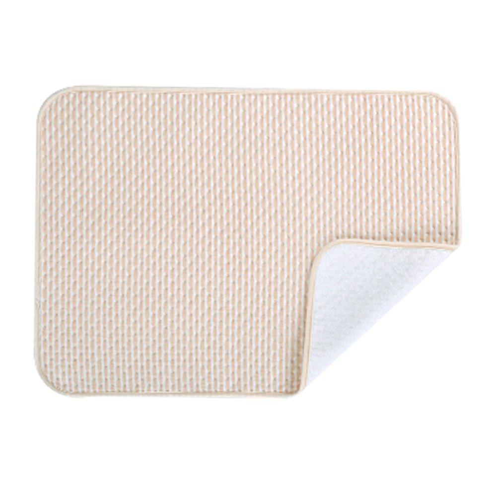 "Pack N Play Mattress Protector Baby Waterproof Bed Pad Kids Natural Organic Bamboo Under-Pads Toddler Urine Mats Bedwetting Reusable Mattress Pads Playard Crib Pee Pad Period Bed Pad 27.6"" 35.4"""