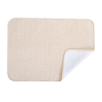 Amazon.com: Bebé impermeable cama Pad niños natural algodón ...