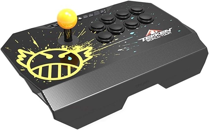 Qanba Drone Arcade Joystick Tekken World Tour Edition Für Playstation 4 Und Playstation 3 Computers Accessories