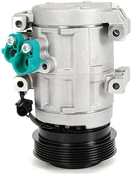 LianDu AC A//C Compressor Air Conditioner Compressor with A//C Clutch CO 10975C for Hyundai-Entourage Kia-Sorento 3.3L 3.8L 2006 2007 2008 2009