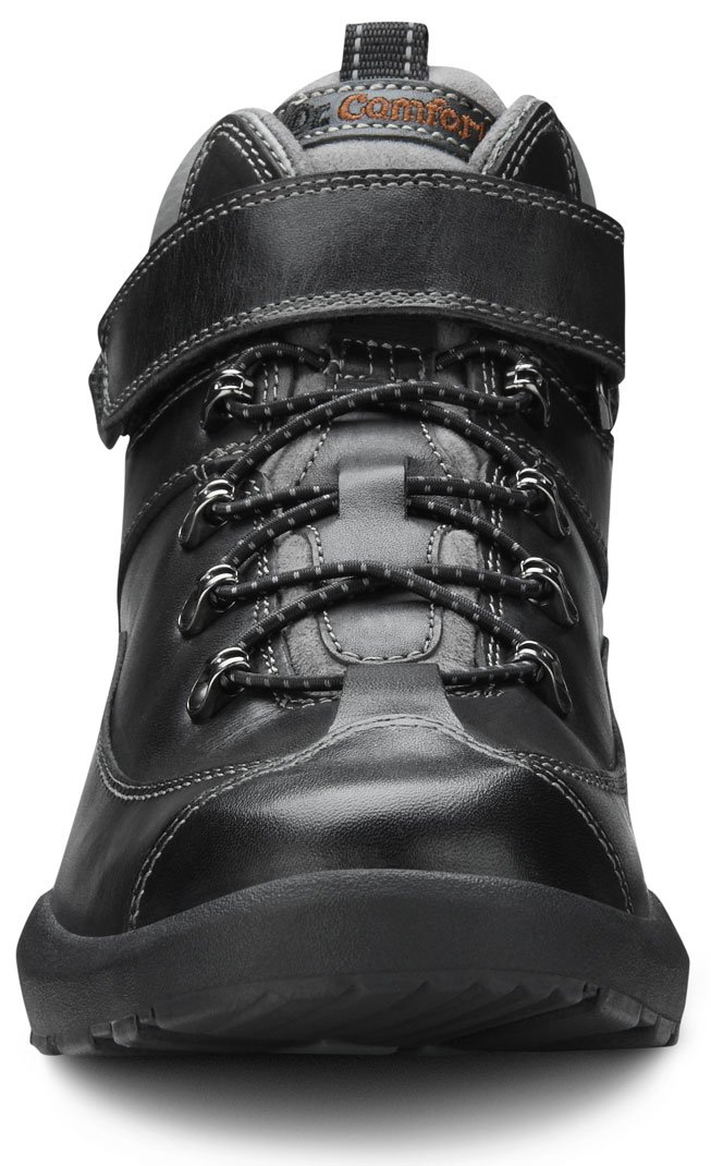 Dr. Comfort Ranger Men's Therapeutic Diabetic Extra Depth Hiking Boot: Black 15 X-Wide (3E/4E) Lace by Dr. Comfort (Image #7)