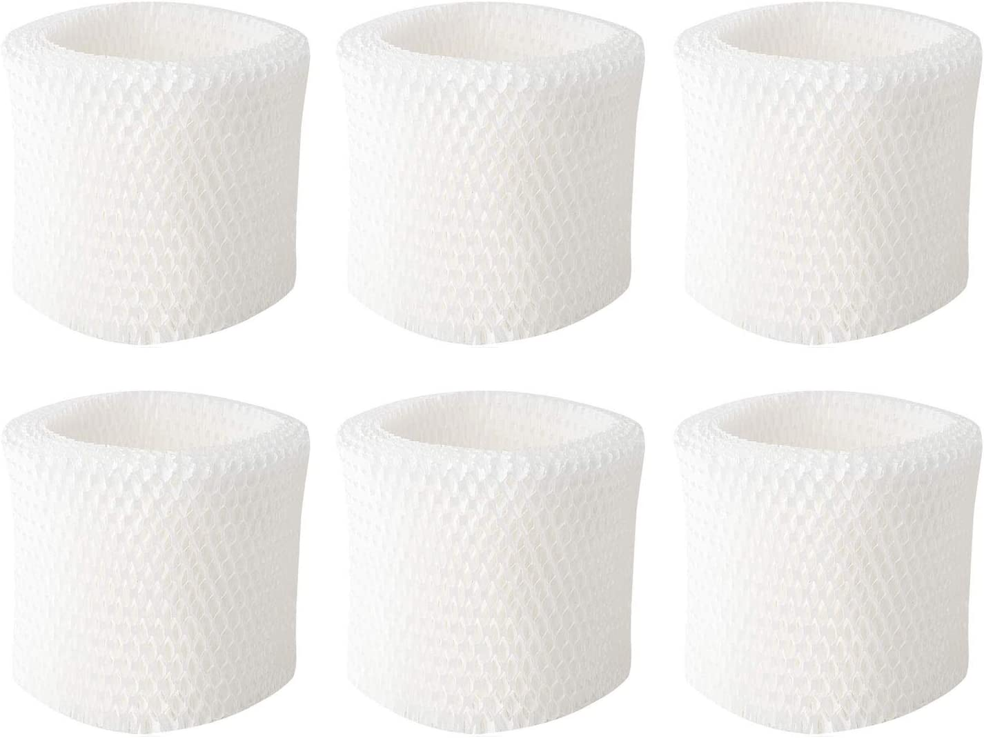 Colorfullife 6 Pack Humidifier Wicking Filters for Honeywell Humidifier Replacement Filter HAC-504AW, HAC504V1,HAC-504 Filter A