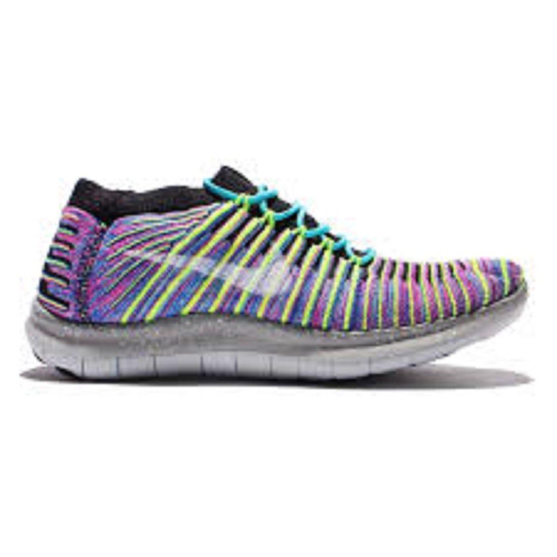 Nike Women's Free Running Motion Flyknit Shoes by Nike