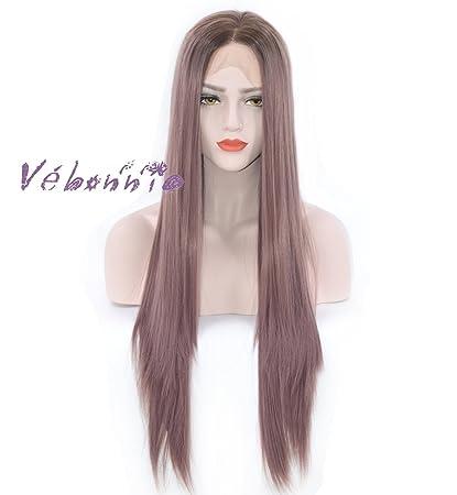 Peluca de pelo largo de Vébonnie b3cf42375f6d