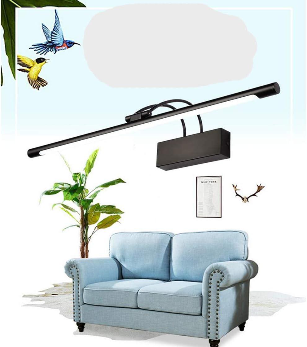 Kreatives Bad Spiegelleuchte Nebel Verhindern Spiegelscheinwerfer Schminktisch Schminke Lampe 180 /° Verstellbar Spiegelschrankleuchte,White Light,45CM HSLXD.FGBD LED Spiegelleuchten