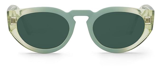 Mr. Boho | Psiri | Celadon - Gafas de sol para hombre y mujer