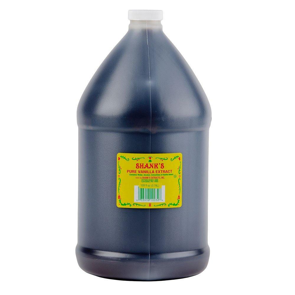 La Vencedora 1 Gallon 4 Liters Pure Mexican Vanilla Vainilla Extract From Mexico