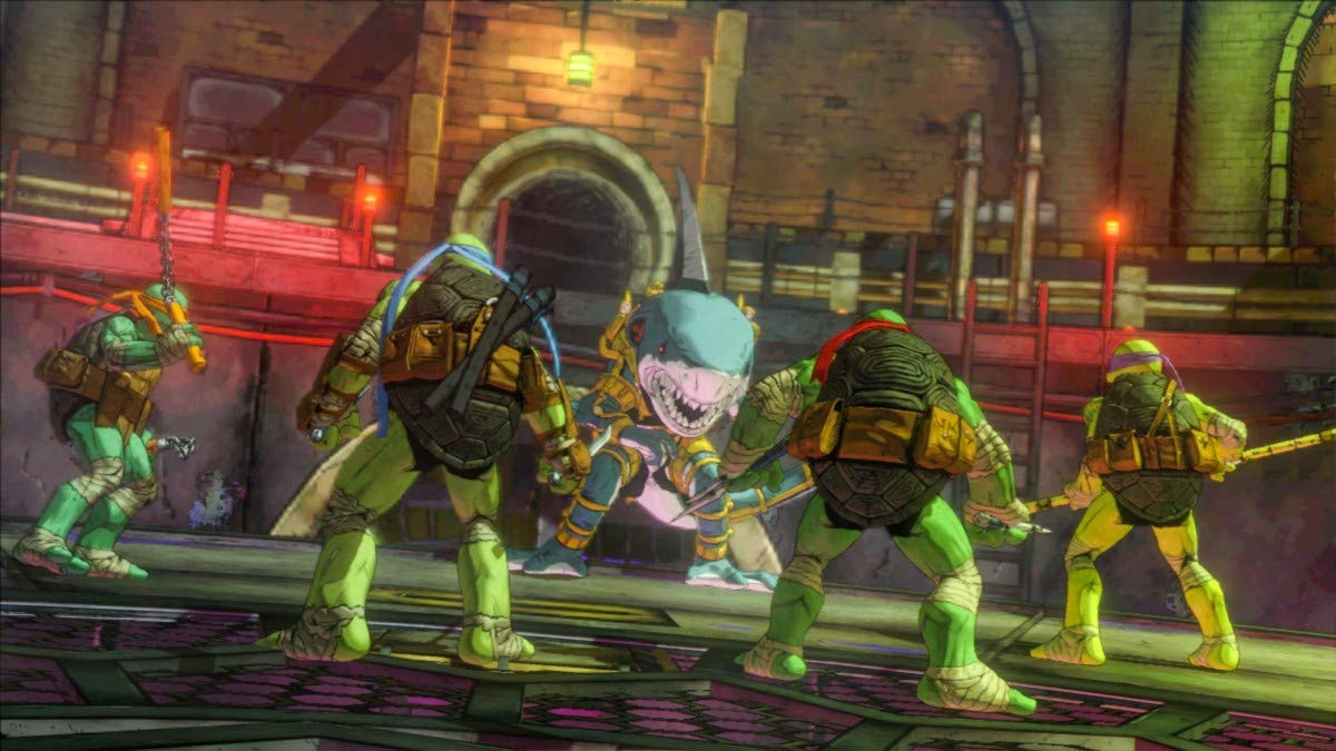 Teenage Mutant Ninja Turtles: Mutants In Manhattan ...