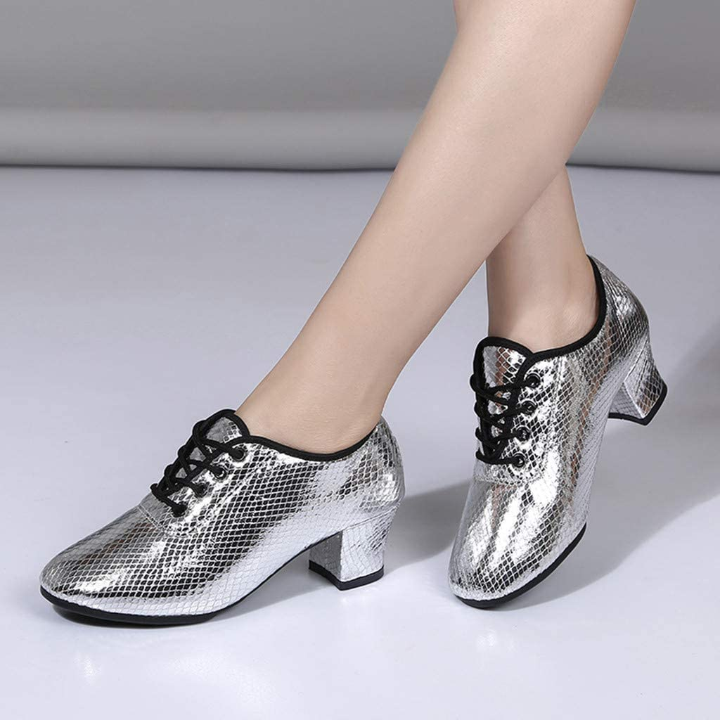 Women Fashion Dancing Shoes Sandals Ladies Rumba Waltz Prom Ballroom Latin Salsa Dance Shoe Sandals Hot! GoodLock TM