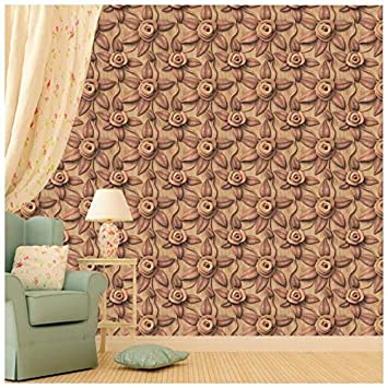 Paper Plane Design Modern Decor Wallpaper For Bedroom Living Room Walls Vinyl 10 Sq Feet Multicolour Amazon In Home Improvement