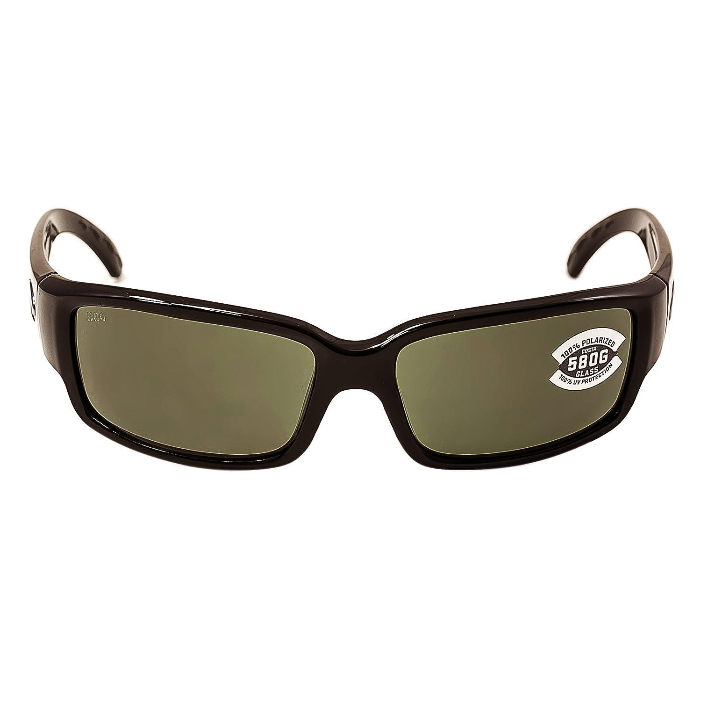 Costa Caballito Polarized Sunglasses - Costa 580 Polycarbonate Lens - Men's Costa Del Mar CL 41 OCP