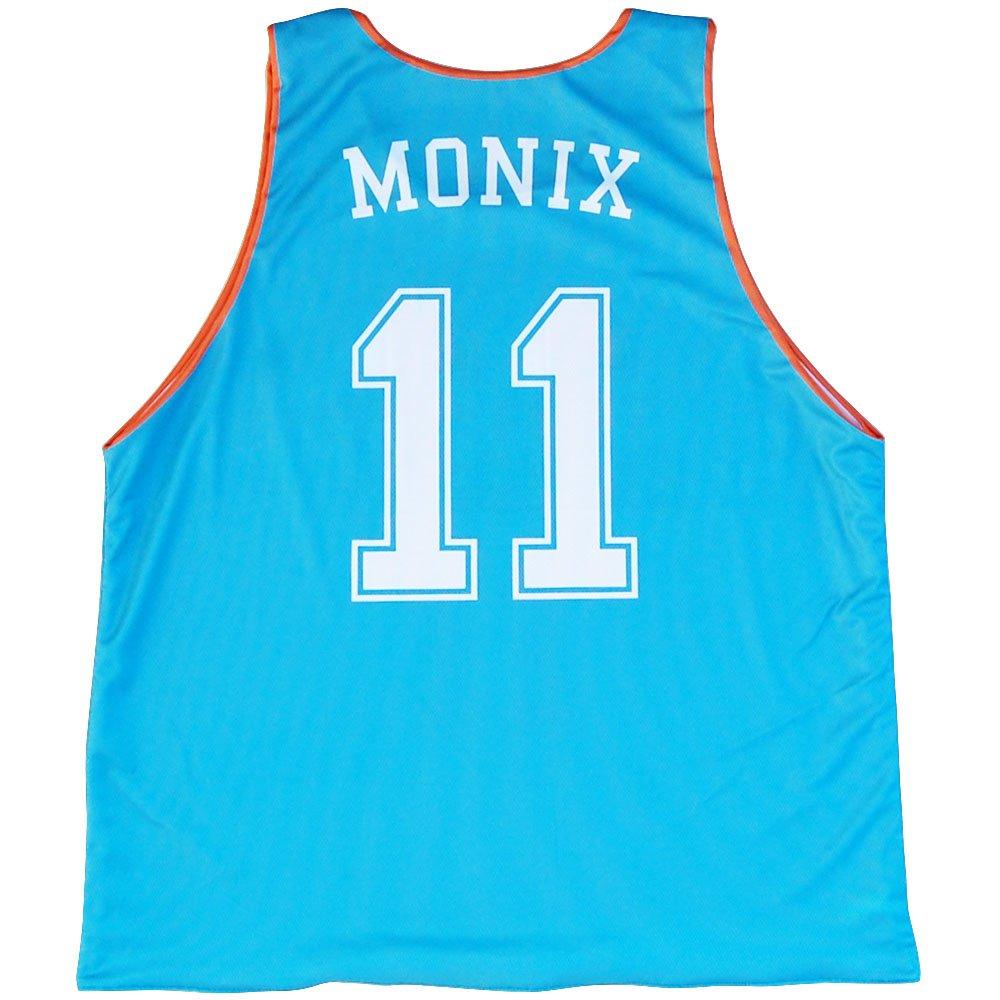 Flint Tropics Monix #11 Basketball Reversible