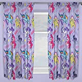 My Little Pony Movie Curtains 72'' Drop