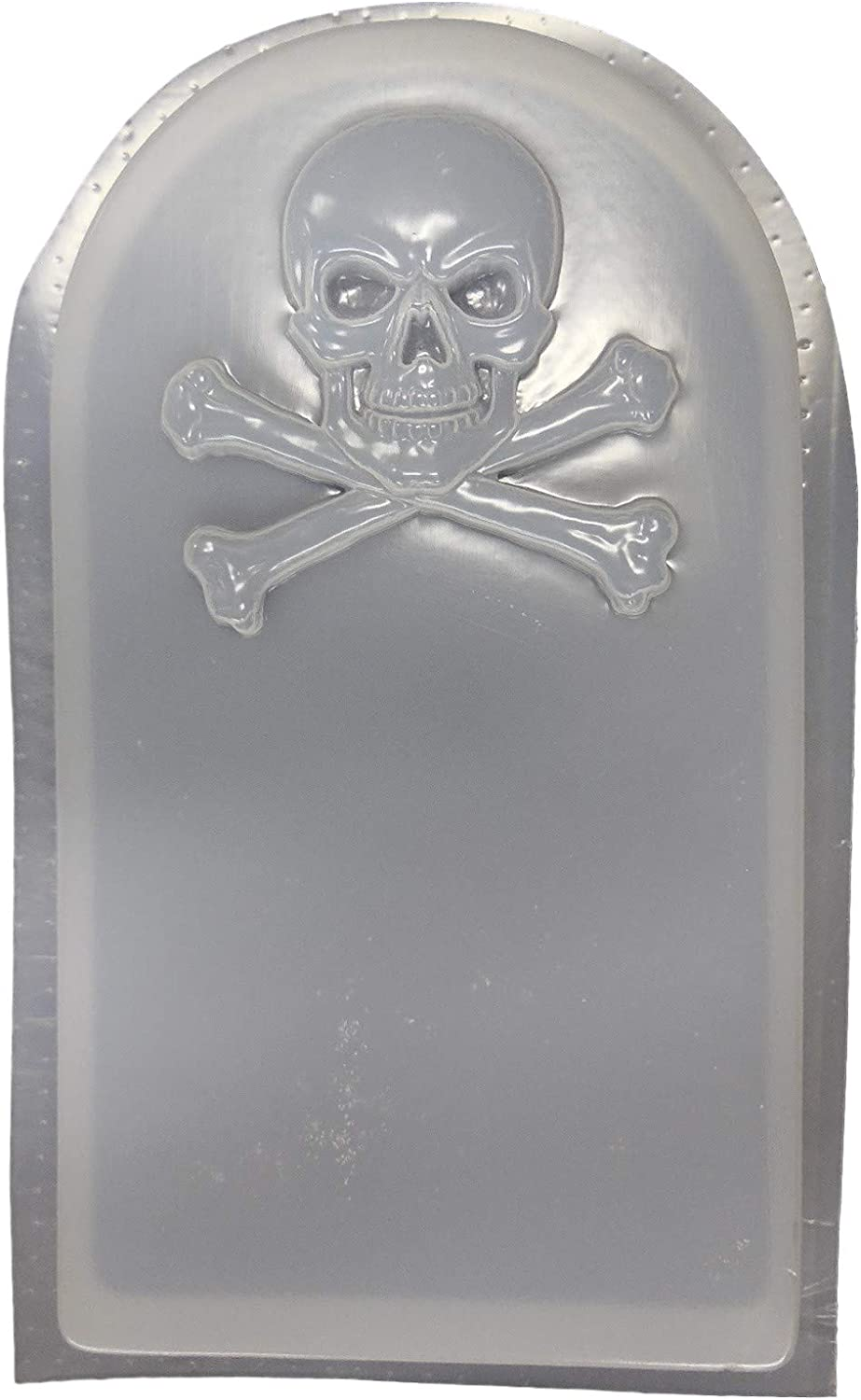 "Halloween Tombstone mold  20/""H Reusable concrete plaster casting mould"