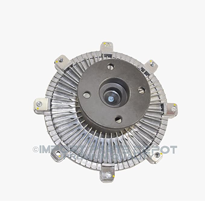OCPTY Replacement Radiator Cooling Fan Clutch Assembly fit for Infiniti QX56 Nissan Armada//NV2500//NV3500//Pathfinder Armada