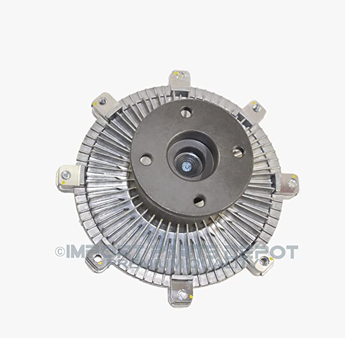 Motor Ventilador de embrague para Nissan Frontier nv3500 nv2500 NV1500 Pathfinder Xterra Premium 21082ea200 nuevo: Amazon.es: Coche y moto