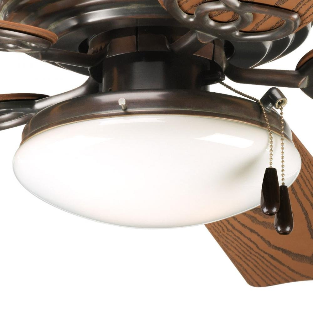 Superior AirPro Low Profile Ceiling Fan Light Kit   Low Profile Ceiling Fan With  Light   Amazon.com