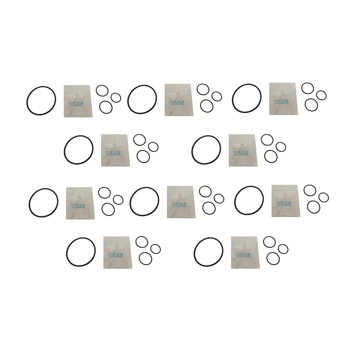 Catlow 2976-10 O-Ring Kit for CTM75 & MCSB75 Breakaways - 10 pack